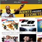 Appli PlayVOD, des films à télécharger sur vos appareils IOS