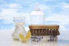 Produits menagers, les Francais choisissent des ingredients naturels
