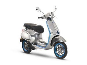 Vespa Elettrica de Piaggio, un scooter electrique aux performances techniques