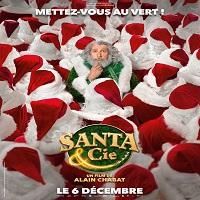 Santa et Cie, comedie de Noel avec Alain Chabat bientot au cinema