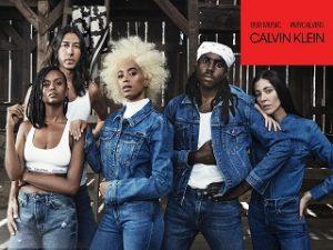 Solange Knowles et Calvin Klein devoilent la campagne publicitaire MyCalvins