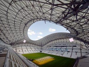 Stade Velodrome, un livre est consacre a l enceinte sportive de Marseille