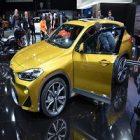 Le SUV BMW X2 : l'une des nouveautés dévoilées au salon automobile de Détroit