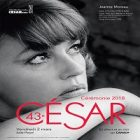 Jeanne Moreau honorée par l'académie des César