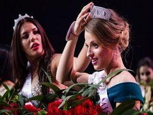 Concours Miss Monde en fauteuil roulant, la competition s est tenue a Varsovie