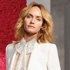 Escada a fait appel à Amber Valletta