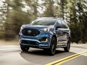 Ford Edge, le SUV du constructeur automobile aura une declinaison ST