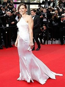 Hilary Swank, l actrice jouera dans I Am Mother, un thriller de science fiction