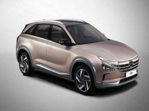 Hyundai Nexo, SUV a hydrogene avec commandes vocales et diverses options