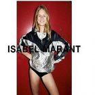 Anna Ewers impliquée dans la campagne d'Isabel Marant