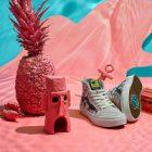 Une ligne de chaussures et de vêtements dédiée à un personnage de dessin animé
