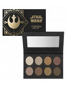 Cosmétiques inspirés de Star Wars, maquillage CargoXStarWars de Cargo Cosmetics