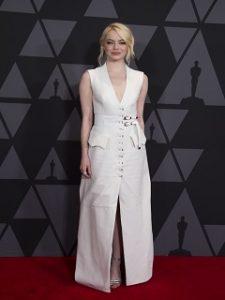 Emma Stone pose pour Louis Vuitton, premiere campagne de l actrice
