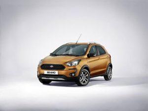 Ford KaPlus, la voiture a un nouveau design et une motorisation revue