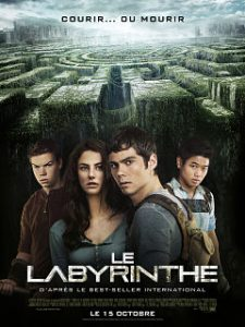 Le Labyrinthe Le Remede Mortel, un film de science fiction au cinema