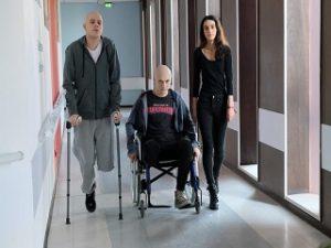 Les Bracelets rouges, serie diffusee sur TF1, aura une deuxieme saison