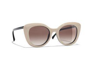 Chanel lance une collection de lunettes solaires et optiques pour l ete
