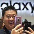 Samsung a dévoilé le smartphone Galaxy S9