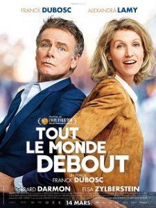 Tout le monde debout de Franck Dubosc, la bande annonce du film avec Alexandra Lamy