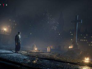 Vampyr, jeu video d action et RPG jouable en solo disponible en 2018