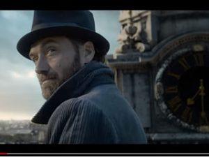 Les Animaux Fantastiques Les Crimes de Grindelwald, le film a une bande annonce