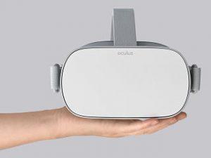 Oculus Go, le casque de realite virtuelle de Facebook dote d un ecran LCD