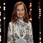 Le prix Europe offerte à Isabelle Huppert