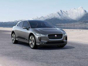 Jaguar I Pace, SUV tout electrique du constructeur automobile anglais