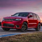 Grand Cherokee Trackhawk : le SUV de Jeep sera disponible en Europe