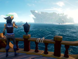 Sea of Thieves, jeu d action aventure du studio Rare sur PC et Xbox One