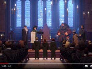 Harry Potter Hogwarts Mystery, le jeu mobile sortira sur iOS et Android