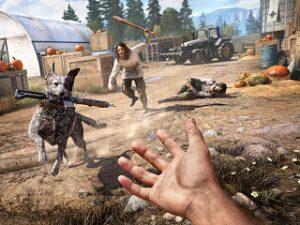 Jeux video de tir, le ludiciel Far Cry 5 parmi les sorties videoludiques