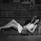 Kaia Gerber prête son image à Chanel pour ses nouvelles collections de sacs