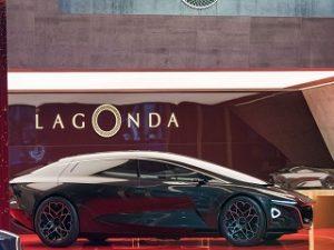 Lagonda Vision Concept, voiture electrique et autonome d Aston Martin