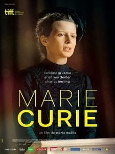 Marie Curie, un film de Marie Noelle Sehr avec l actrice Karolina Gruszka