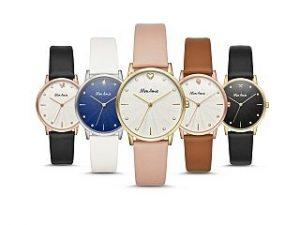 Montre Mon Amie de Fossil, l horloger s est associe a WE Charity