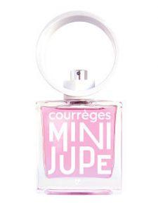 Mini Jupe, parfum floral fruite pour femme de la maison Courreges