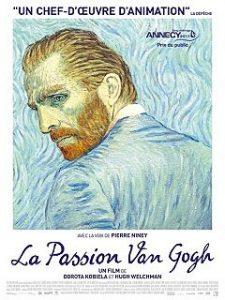 La passion Van Gogh, film d animation qui retrace les oeuvres du peintre