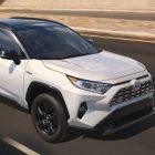 RAV4 2019 : Toyota a publié les premières images de son SUV