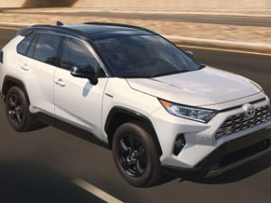 rav4 2019 toyota a publi les premi res images de son suv n. Black Bedroom Furniture Sets. Home Design Ideas