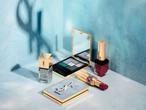 Collection de maquillage Urban Escape de la maison de mode Yves Saint Laurent