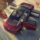 I.D. Vizzion : le nouveau concept-car de Volkswagen