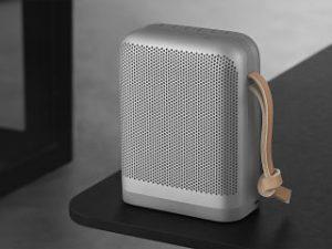 Beoplay P6 de B O Play, enceinte portable Bluetooth avec fonction vocale