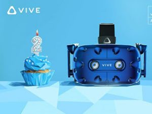 HTC Vive Pro, le casque de realite virtuelle a un bundle Starter Kit