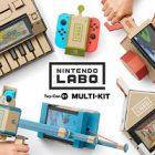 Le jeu « Nintendo Labo » fait partie des nouveaux jeux vidéo disponibles