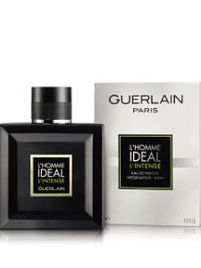 L Homme Ideal L Intense de Guerlain, parfum masculin boise du parfumeur