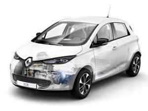 Renault ZOE R110, citadine avec moteur electrique et autonomie accrue