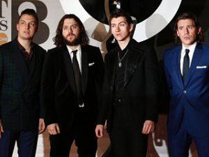 Arctic Monkeys, le groupe de rock britannique a sorti son 6eme album studio
