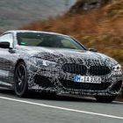 Série 8 : BMW a dévoilé quelques détails sur son coupé