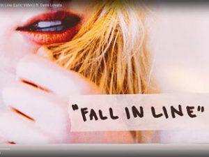 Christina Aguilera lance le single Fall In Line avec Demi Lovato pour Liberation